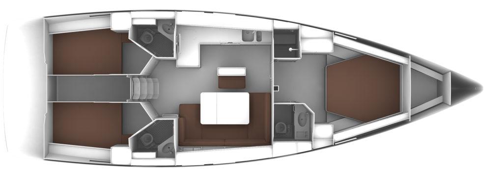 Dormitoare-3-Inchiriere-Petreceri-Croaziere-Vacante-Yacht-Bavaria-Cruise46