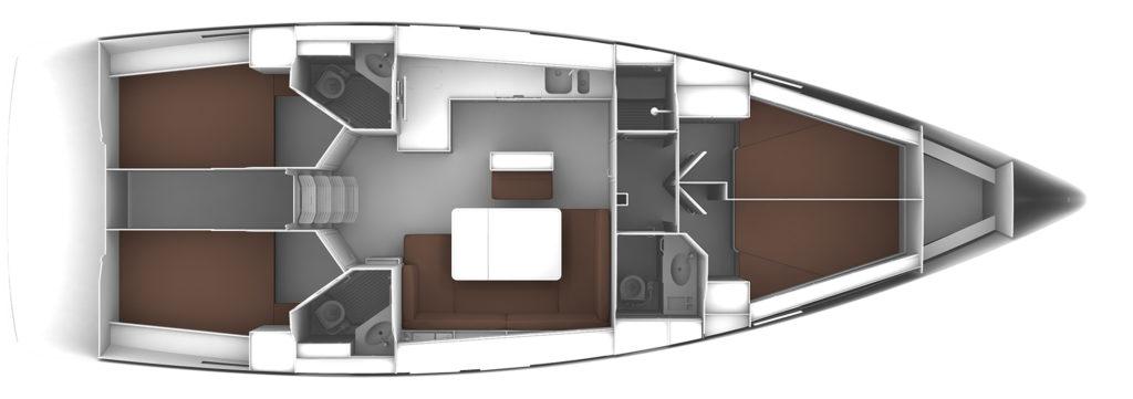 Dormitoare-4-Inchiriere-Petreceri-Croaziere-Vacante-Yacht-Bavaria-Cruise46